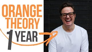 I did Orangetheory for ONE YEAR 💪🏼 Before & After