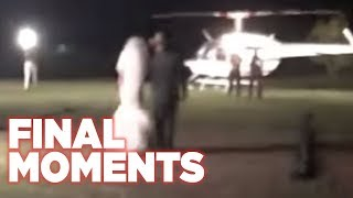 VIDEO: Final moments before Uvalde helicopter crash