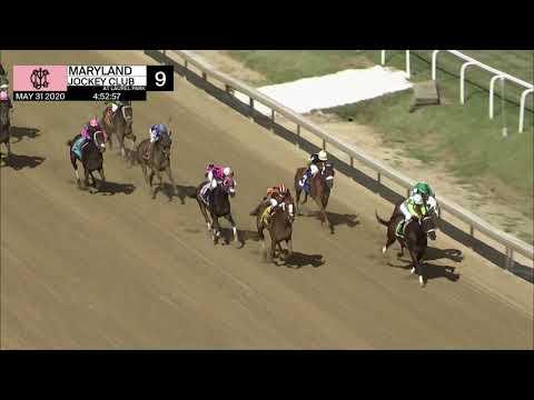 Laurel Park 5 31 2020 Race 9