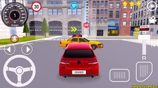 Car Driving School 3D - Level 1- 24 - First Map Complete - Driver's License Android Gameplay screenshot 2