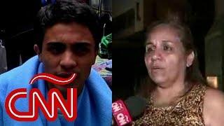 Gobierno de Venezuela envía al opositor Lorent Saleh a España