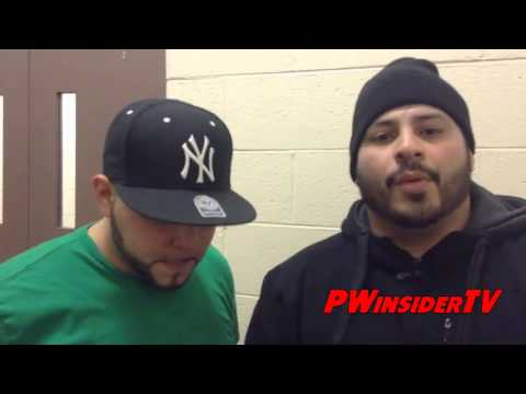 The Maximos W/ Guest Mark Briscoe PWINSIDERTV Interview - National Wrestling Day, Tower Of Doom