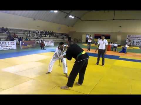 Mauritius National BJJ Championship-Pythagore Maur