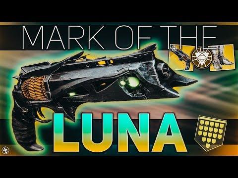 Thorn + Lunafaction Boots (Mark of the Luna) | Destiny 2 Season of the Drifter thumbnail