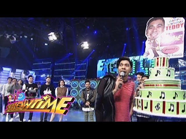 It's Showtime: Teddy celebrates his birthday with the madlang people