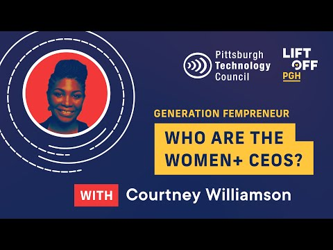 Business as Usual: Who are the Women CEOs? With Courtney Williamson