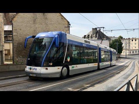 Le Tramway de Caen - Full HD