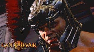 """GOD OF WAR 3 / CÁLICE DE HERA VERY HARD """"KRATOS X HÉRCULES"""" #08"""