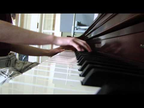 Phantom Planet-- California piano cover