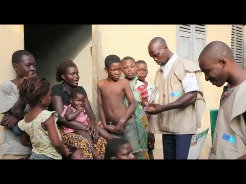 UNICEF and ECHO aim to prevent waterborne disease in Togo