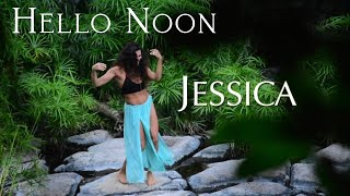 Jessica - Hello Noon (Official Lyric Video)