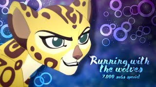 ●•Running With The Wolves {Fuli} Short || 7.000 subs special•●