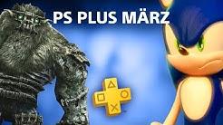 PS Plus im März 2020: Sonic-Speed und Kampf-Koloss