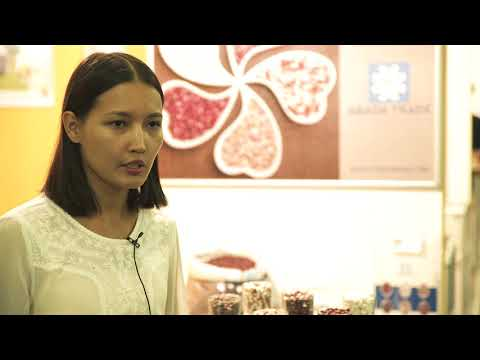 IPD - Exporting to Europe: Abada Trade from Kyrgyzstan is supported by the IPD