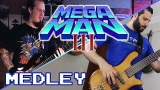 Mega Man 3 Medley (Metal Remix) || Stefan Norlin