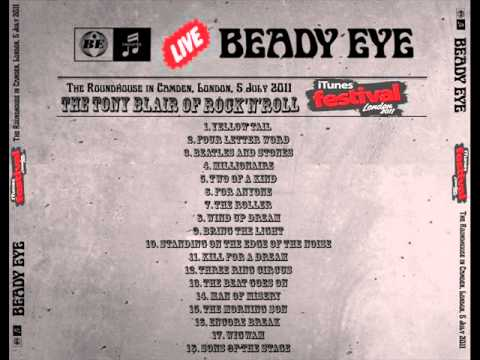 beady eye live download itunes festival 2011 A+