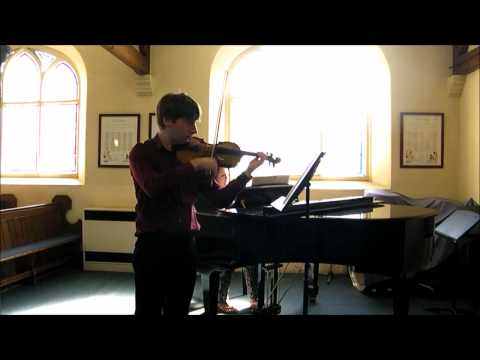 ABRSM 2016-2019 VIOLIN GRADE 2 EXAM PIECE A:3 RIGAUDON PURCELL