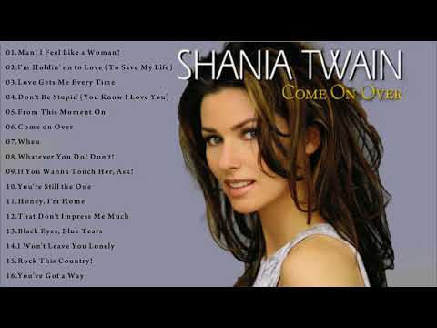 Shania Twain Come on Over( Full Album 1997)