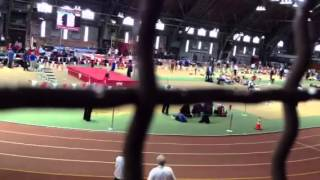 New York indoor track state meet- girls 1500 (fast, final, and heat 2)