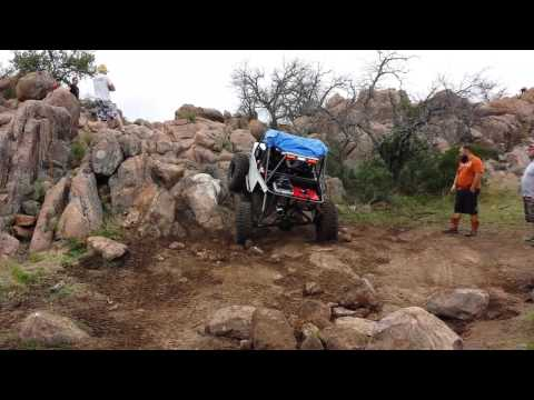 G.A.T.O.R. Greater Austin Toyota Off-Road at K2: 2nd Gen 4Runner and buggy on King of the Hill