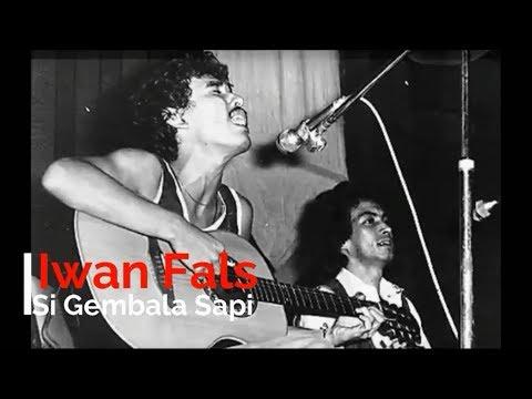 Iwan Fals - Si Gembala Sapi + Lirik - Lagu Tidak Beredar