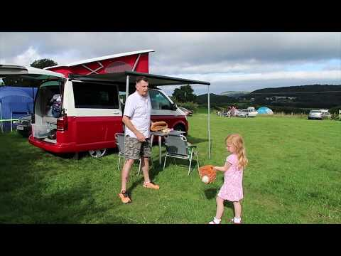 Tan Y Bryn Farm Campsite - Llandudno