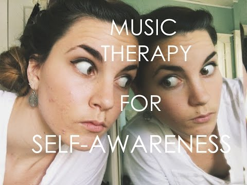 Music Therapy for Self-Awareness Activity