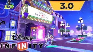 Disney Infinity 3.0 Game-play - Toy Box Hub, Star Wars Items & Ewok Village
