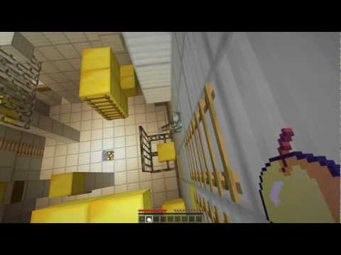 Minecraft Custom Map - Episode 1: The Wooden Room