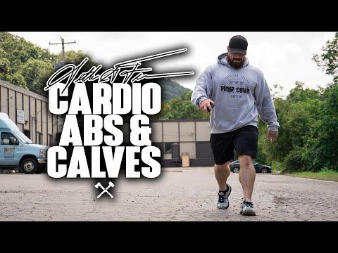 Seth Feroce C.A.C. | Cardio Abs and Calves