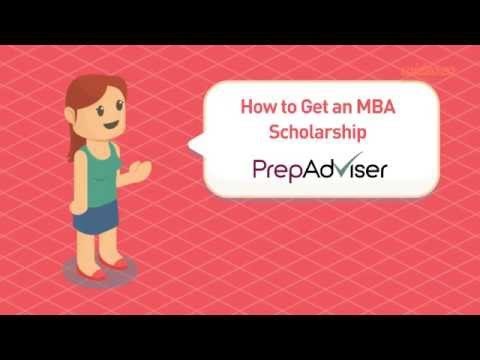 How to Get an MBA Scholarship