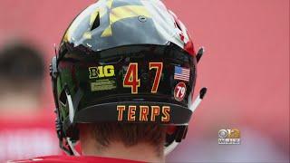 Maryland Terrapins Honor Jordan McNair At Season Opener