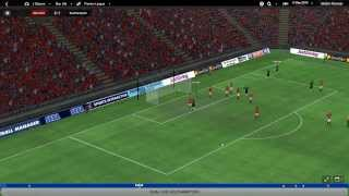 Football Manager 2014 Let's Play - Manchester United #31 | CAN WE MAKE THE FINAL ? | 3D Gameplay