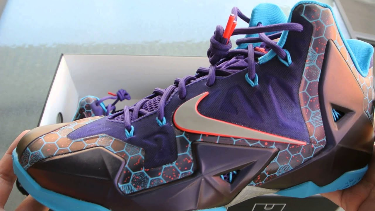 KoF Mailbox: Nike LeBron 11