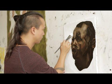 Artistas Falam Sobre Grafite E Direito De Se Expressar - #39
