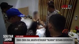 """EMAK-EMAK ASAL JAKARTA KETANGKAP """"NGAMAR"""" BERSAMA BERONDONG"""