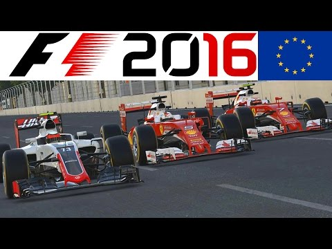 HAAS + Toro Rosso OP ? (R) – F1 2016 Karriere Saison 1 #23 – Lets Play F1 2016 Gameplay German | CSW