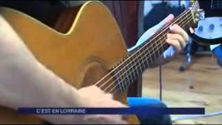"""Jean Pascal Boffo """"le chant des fleurs"""" Reportage France 3 le 19/06/2013"""