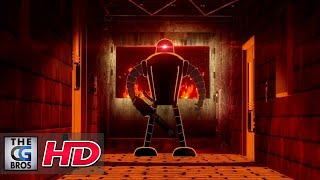 """CGI Animated Shorts : """"HAPPY MEAL HORROR (with A Side Of Chainsaw)"""" - By Rocky Curby"""