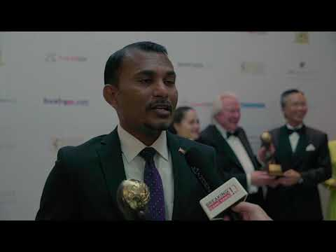 Haris Mohamed, managing director, Maldives Marketing & Public Relations Corporation