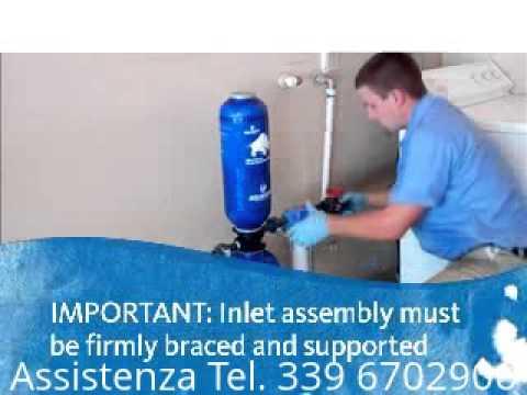 Come installare un filtro per acqua di casa depuratore - Depuratore acqua casa prezzo ...