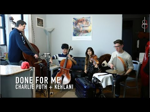DONE FOR ME | Charlie Puth + Kehlani || JHMJams Cover No.226