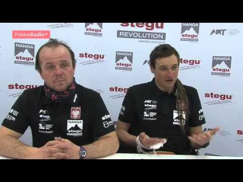 Bielecki i Czech o Nanga Parbat: załapaliśmy bakcyla (Sport)