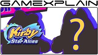 2 New Boss Fights in Kirby Star Allies! (Gameplay)