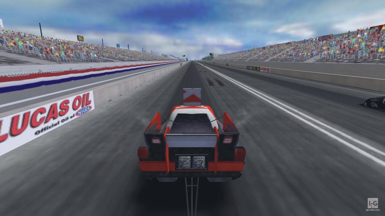 Nhra drag racing games