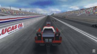NHRA: Drag Racing Countdown to the Championship PSP Gameplay HD