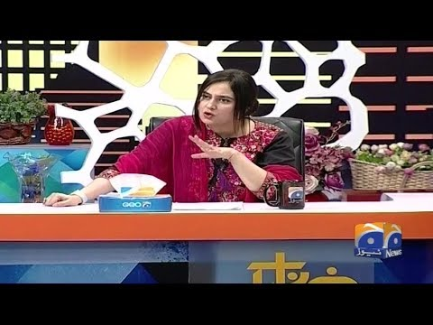 Khabarnaak - 01-April-2018 - Geo News