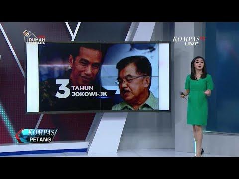 Inilah Capaian 3 Tahun Pemerintah Jokowi-Jk Dalam Angka