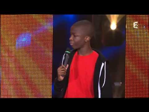 Stéphane Bak - Le plus jeune comique de France, 14 ans - Rire ensemble contre le rascime.