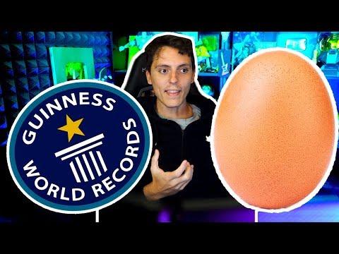 Este huevo rompio record mundial de likes en Instagram- Wefere NEWS